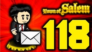 Town Of Salem   ROAD TO 2000 ELO   BLACKMAIL EVERYONE   Blackmailer Gameplay (Ranked)