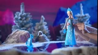 FROZEN / LEDOVÉ KRÁLOVSTVÍ Princezna Elsa TV SPOT CZ