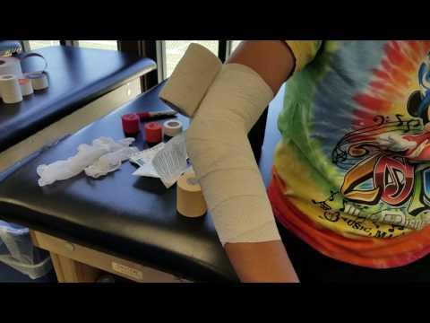 Se gambe a flusso di thrombophlebitis