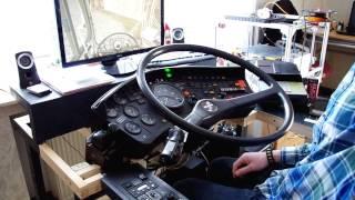 Omsi Fahrerarbeitsplatz: Let`s Play Grundorf Linie 76 mit dem O305