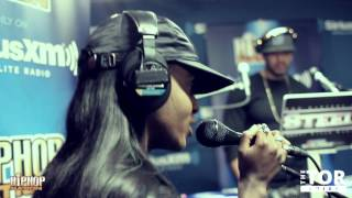 "Angel Haze Performs ""D-Day"" and ""Babe Ruthless"" Live on Hip Hop Nation"