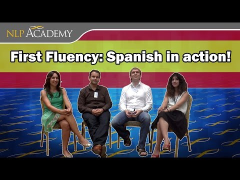First Fluency Spanish in action!