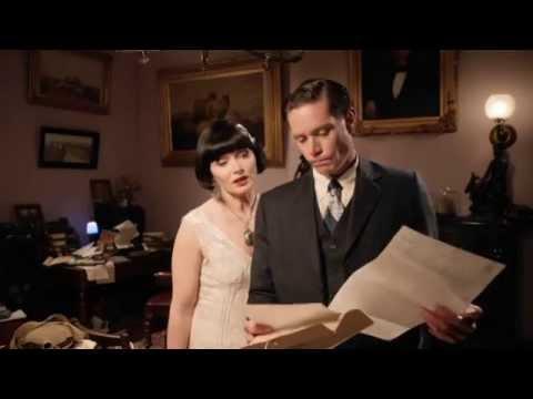 Video trailer för Series 2 Trailer | Miss Fisher's Murder Mysteries