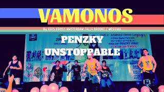 VAMONOS   By : KRIS KROSS X ALLY BROOKE X MESSIAH  ZUMBA  DANCE FITNESS  PENZKY VIRAY