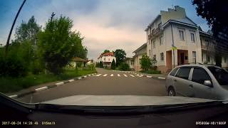 Дорога от Львова до Моршина