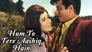 Hum To Tere Aashiq Hain – Jeetendra, Babita – Farz - YouTube