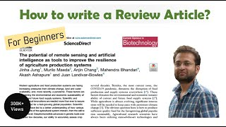 How to write a review paper? Learn from the Scratch. Know about benefits of a review.