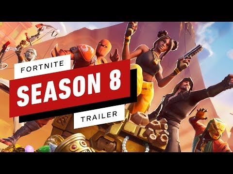 Fortnite Season 8 Trailer