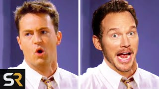 Why Chris Pratt Is Actually Chandler From Friends by Screen Rant