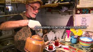 Teahouse in IranGrand Bazaar may be worlds smallest   CNN Travel