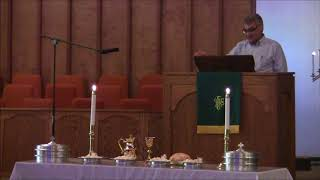 """""""The Sermon From a Different Mount""""; Scripture Readings; Matthew 5:1-10, 14-16; Rev. Dr. C"""