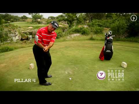 Pillar 4: Stay on Correct Path in Backswing