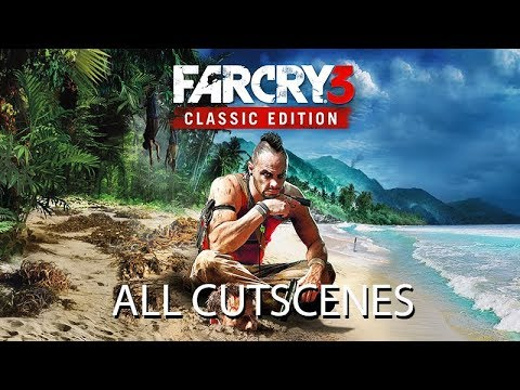 FAR CRY 3 Classic Edition All Cutscenes (Game Movie) Xbox One X