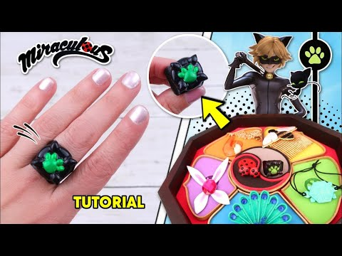 DIY Ladybug رائع | كيفية جعل كات نوير الدائري | دردشة نوير رائعة