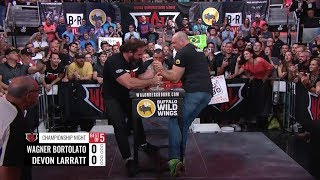 Devon Larratt Vs. Wagner Bortolato: WAL 506 (FULL MATCH)