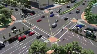 M.J. Cuenco - Pope John Paul II Ave. Intersection 2nd Redesign Proposal