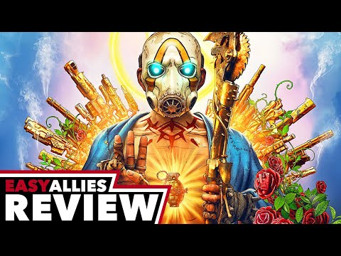 Borderlands 3 - Easy Allies Review - YouTube video thumbnail