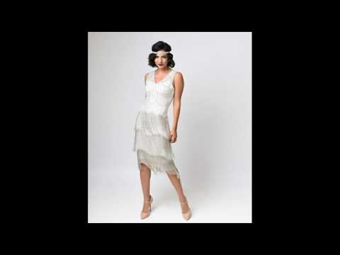 1920s Dresses And Flapper Inspired Fashion Mp3