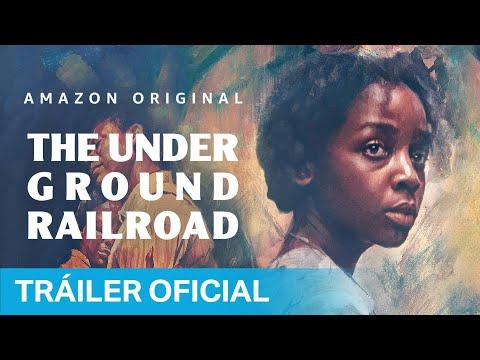 Trailer El ferrocarril subterráneo