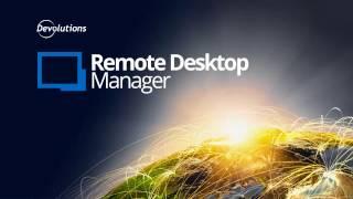 Remote Desktop Manager - Vídeo