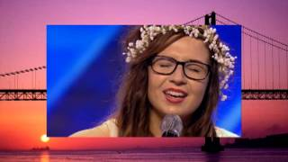 The X Factor 2013 Abi Alton sings original song