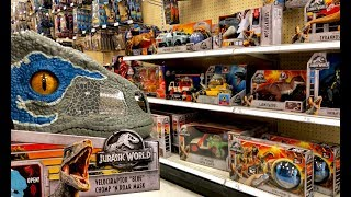 NEW Jurassic World Fallen Kingdom Toy Hunt - Lego Jurassic World 2 - EPIC TOY HUNT FINDS! 🦖🦕🤗😍👍