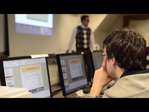 UW Certificate in Geographic Information Systems - YouTube