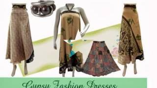 Gypsy Fashion Dresses