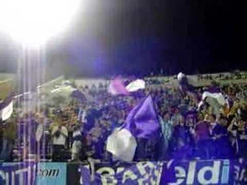 """Otra, otra noche otra"" Barra: La Banda Marley • Club: Defensor"