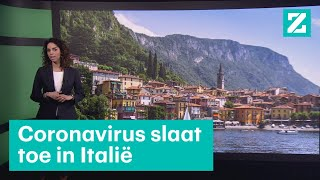 Coronavirus in Italië: wat zijn de gevolgen? • Z zoekt uit