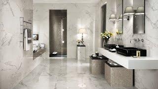 Absolute Brightness | Marble Look Bathroom | Marvel Calacatta