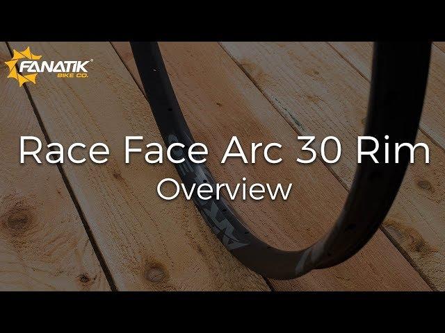"""Видео Обод RaceFace RIM, arc offset, 2019, 30, 29"""", grey"""
