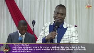 Sunday Service 22 September 2019, live
