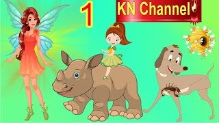 Hoạt hình KN Channel BÉ NA PHÁT HIỆN BÀ PHÙ THỦY GIẢ LÀM TIÊN BƯỚM BẮT CÓC EM BÉ tập 1