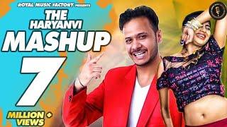The Haryanvi Mashup 7 | THM 7 | J.J Nehra | Sonika Singh | Gagan Haryanvi | Jhandu | Desi King