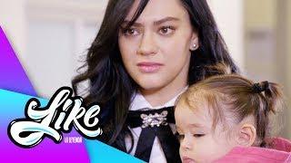 ¡Emilia tendrá que hacerse cargo de su hija! |Like la Leyenda | Televisa