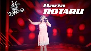 Daria Rotaru - Alyosha - Sweet People | Auditiile pe nevazute | VRJ 2017