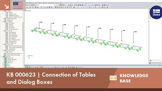 KB 000623 | Connection of Tables and Dialog Boxes