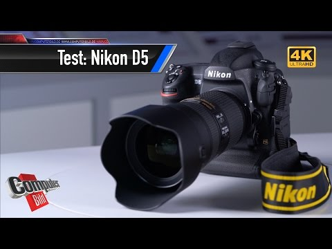 Nikon D5 im Test: Das kann die neue Profi-Kamera