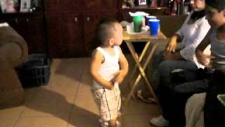 Jaylan Dancing To Pretty Boy Swag