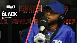 Sway's Universe - Grammy Nominated 6lack On Struggling To Receiving High Praise From Jay-Z and Beyoncé