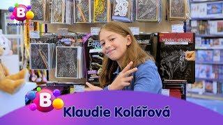 2. Klaudie Kolářová - dejte jí svůj hlas