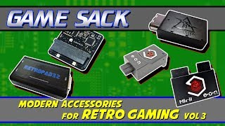 Modern Accessories For Retro Gaming Vol 3   Game Sack