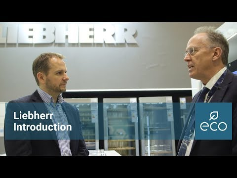 Liebherr Commercial Refrigeration Introduction