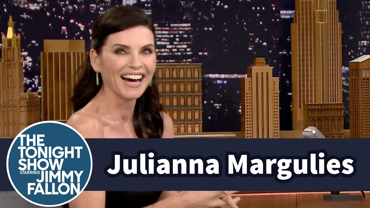 Julianna Margulies Wets Her Hair with a Foul-Named Grease thumbnail