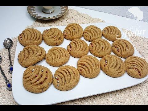 Wellen Kekse mit Nescafe ohne Ausstecher formen I