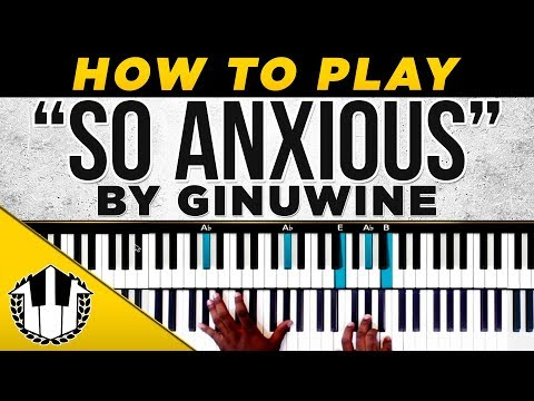 "How to Play ""So Anxious"" by Ginuwine 