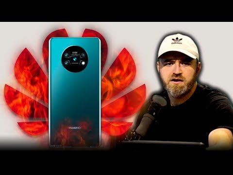 The Huawei Mate 30 Pro Has A Huge Problem
