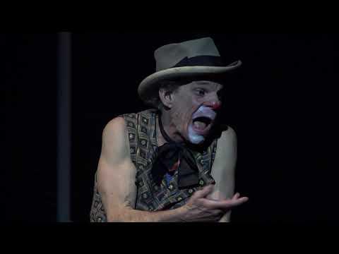 Le Sourire au pied de l'échelle - Denis Lavant