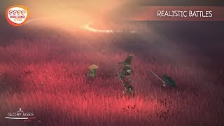 Glory Ages - Samurais Android iOS Gameplay